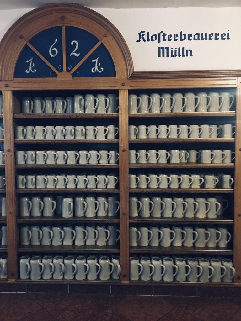 Salzburg Augustiner Brauhaus