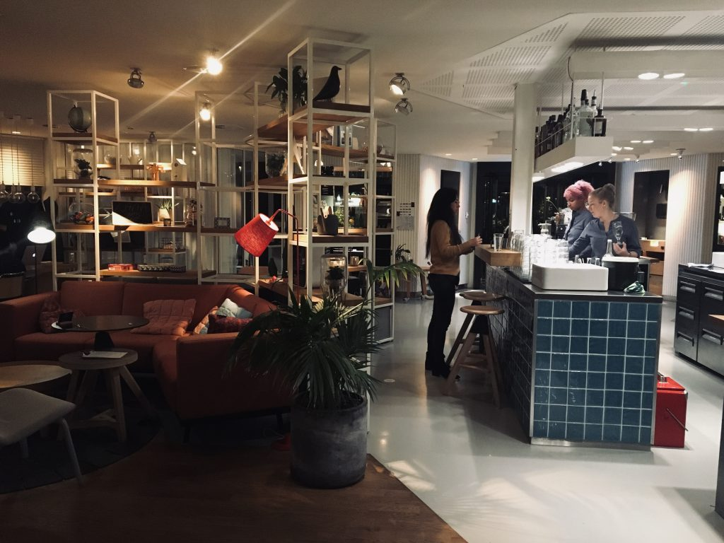 ZOKU Amsterdam The Living