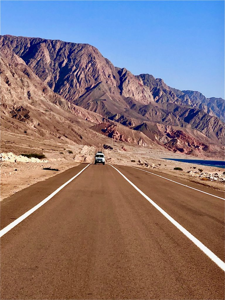 Woestijn Safari