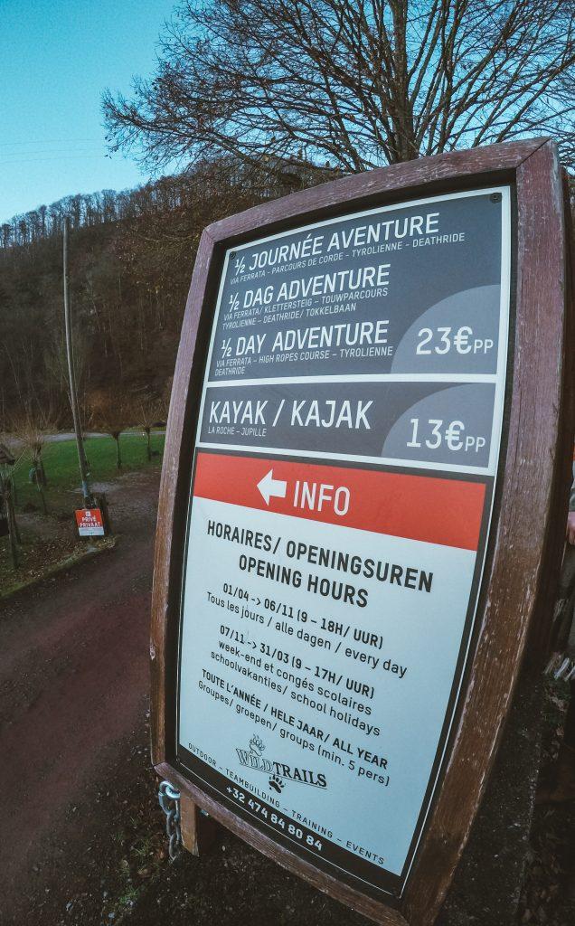 Wild Trails
