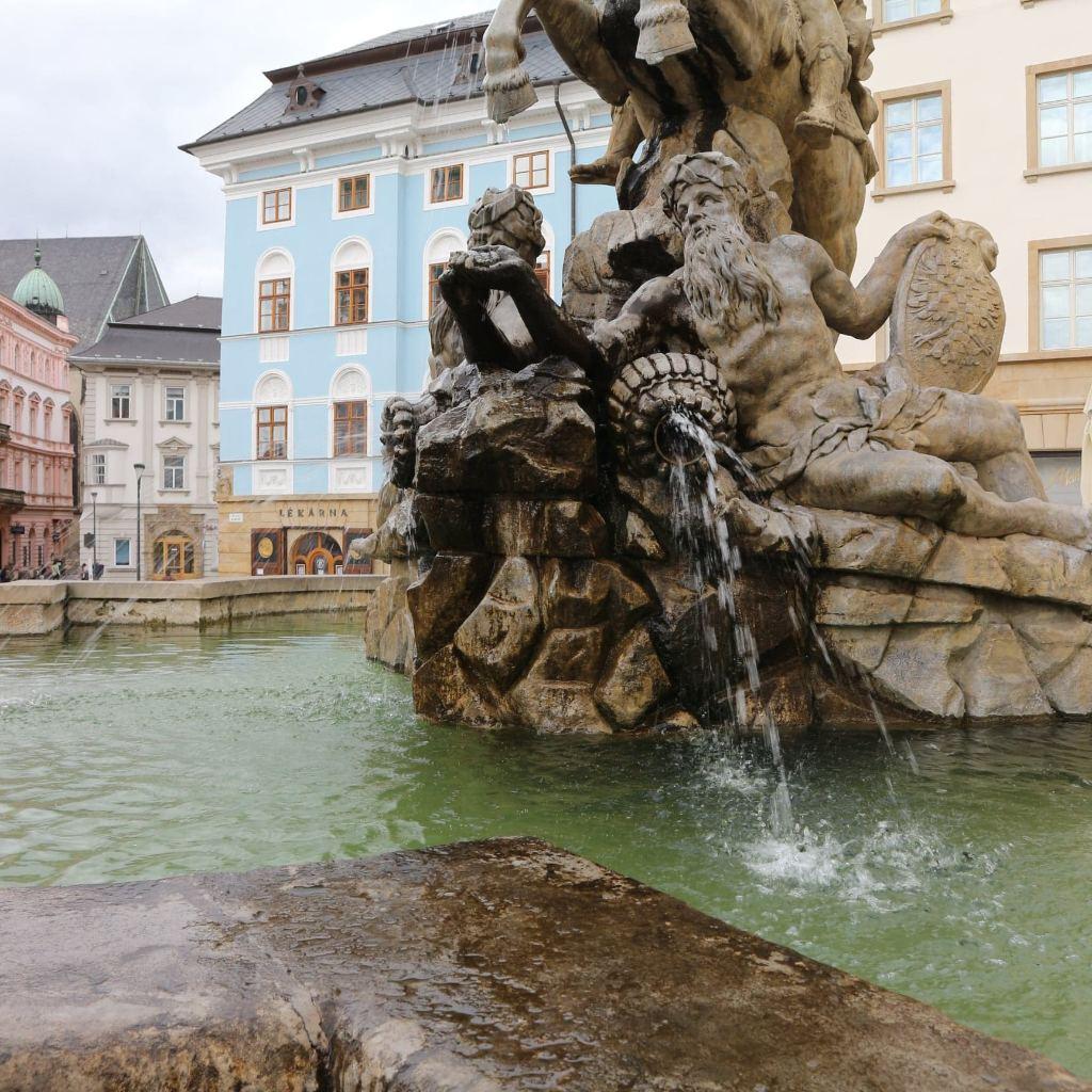 Fountain Olomouc