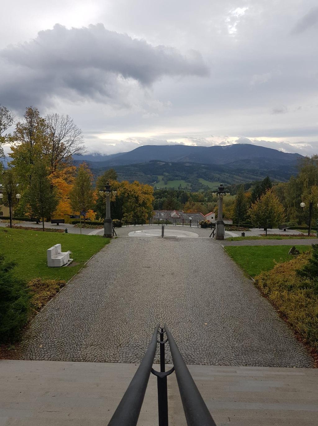 het noorden van Moravië
