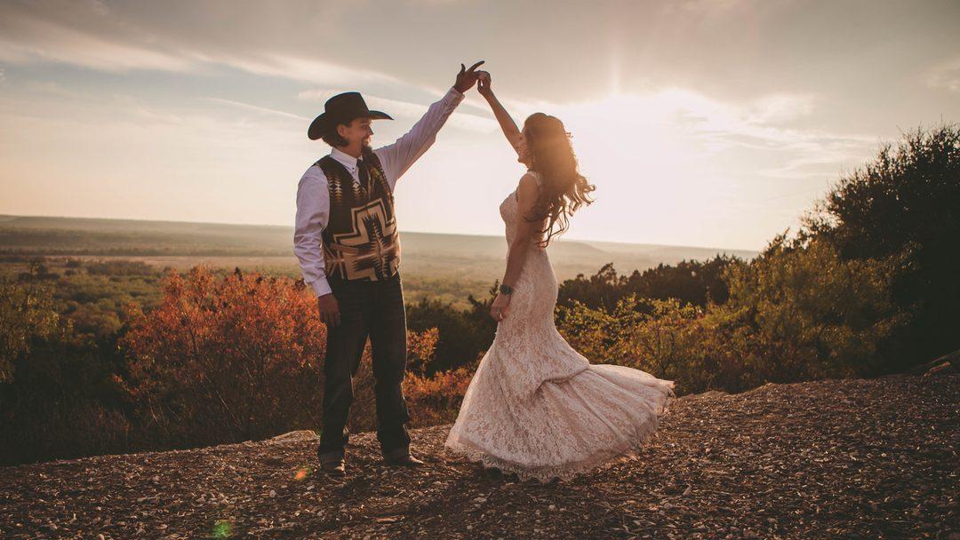 huwelijk texas