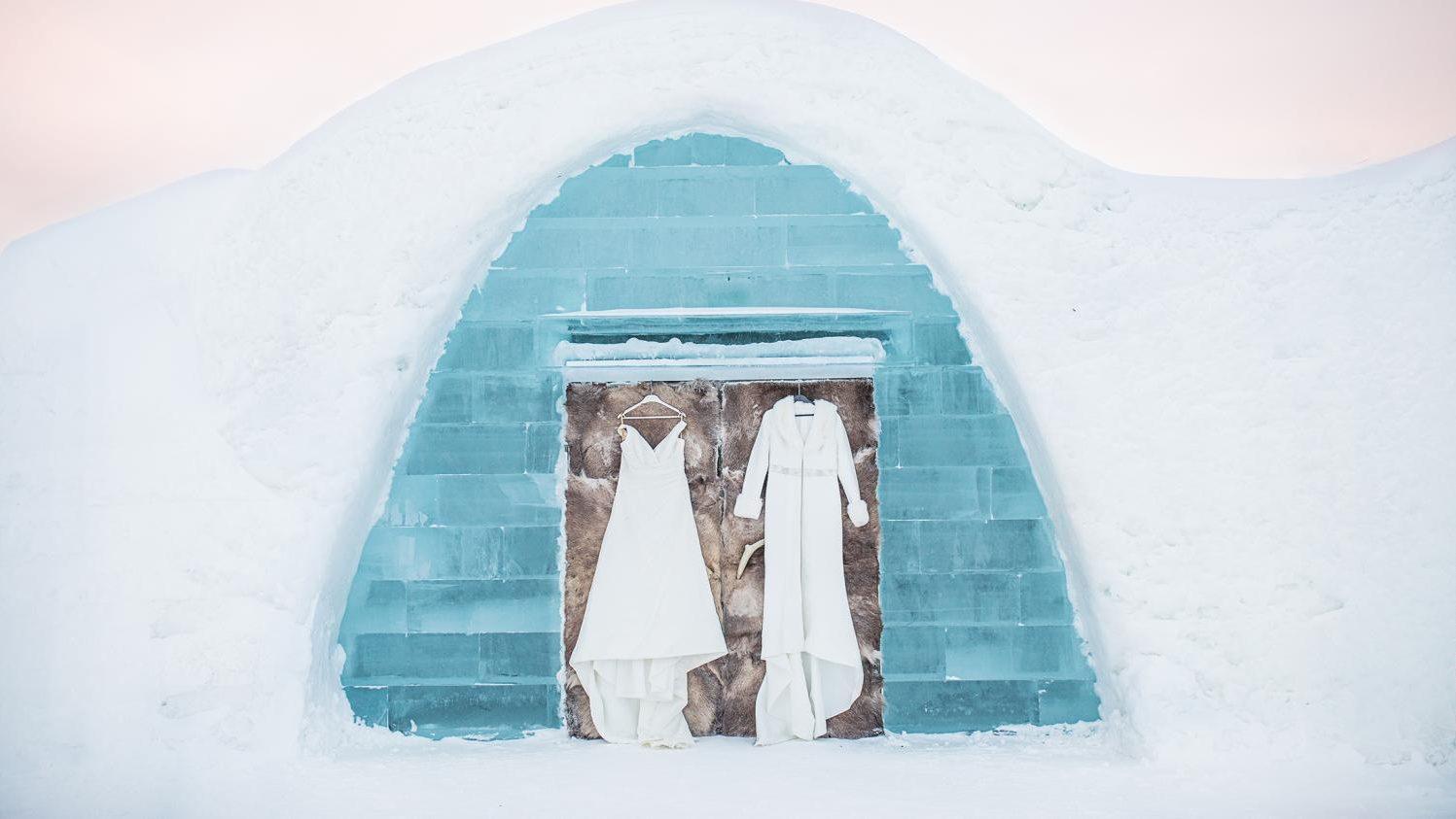 huwelijk lapland