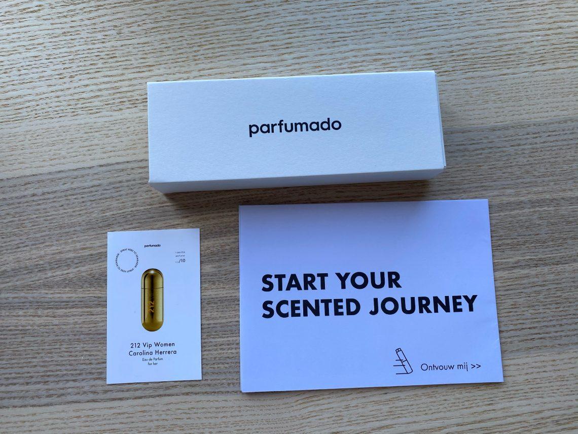 Parfumado - parfumabonnement