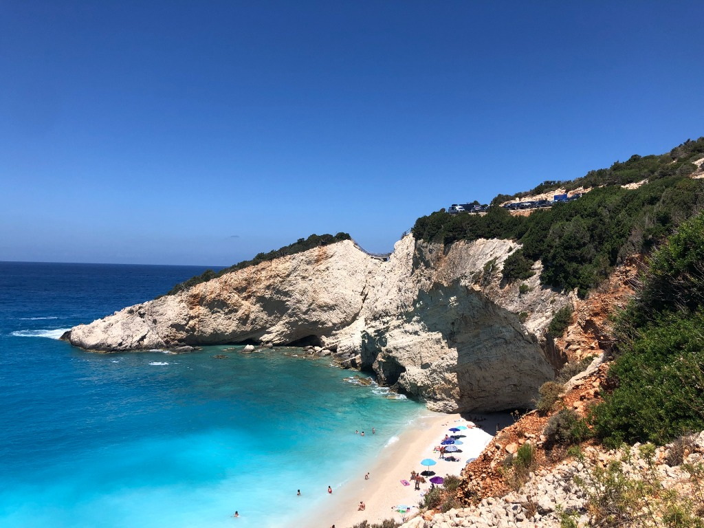 mooiste stranden van Lefkada